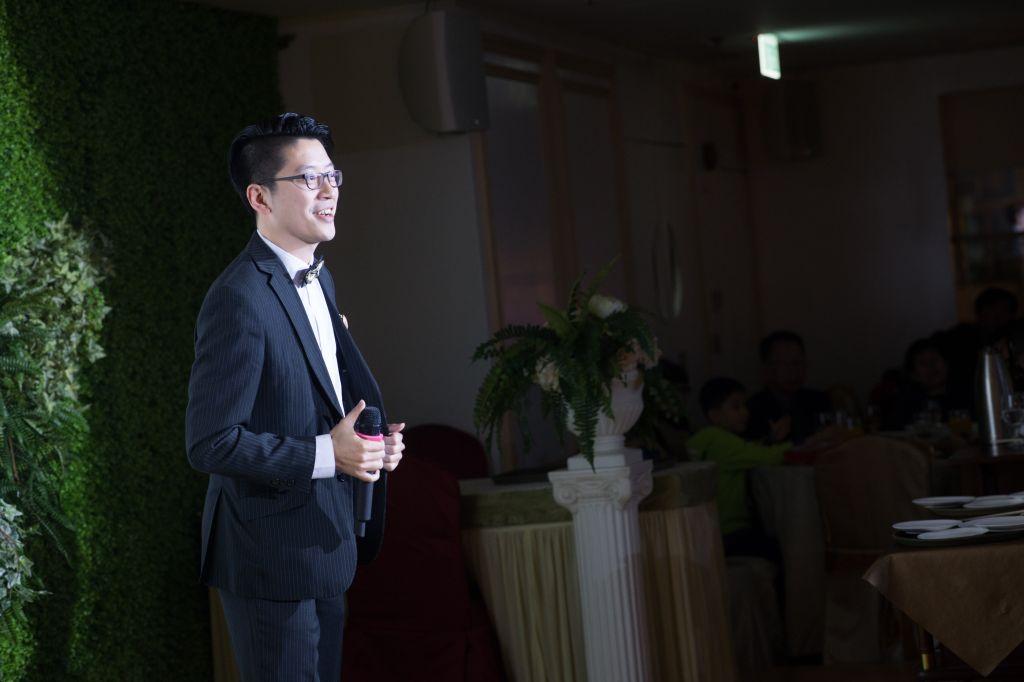 司儀MC / 主持人: Vince Leung