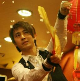 司儀MC / 主持人: 魔法司儀-拓也 Takuya